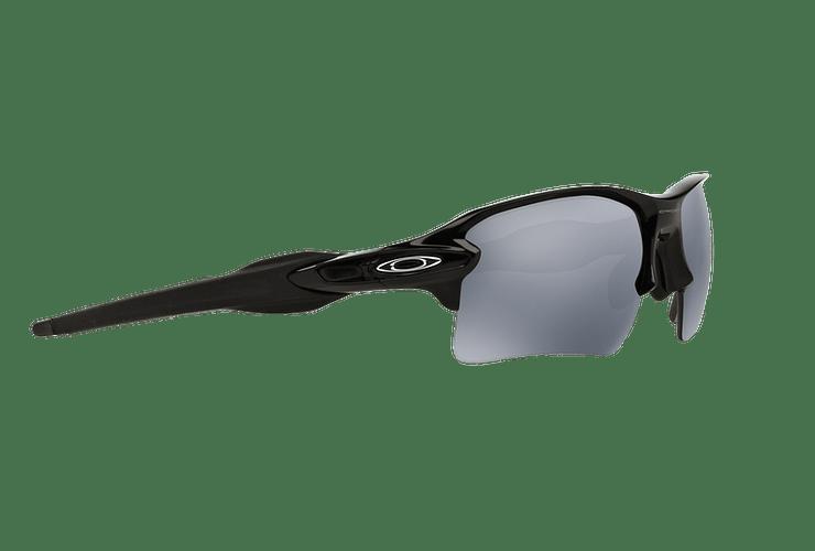 Oakley Flak 2.0 XL Polished Black lente Black Iridium Polarized cod. OO9188-0859 - Image 10