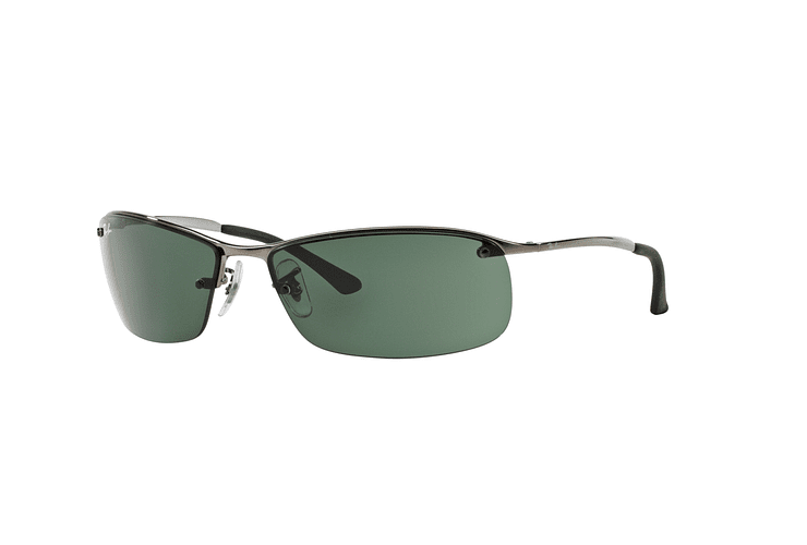 Ray Ban Deportivos RB3183 Gunmetal lente Green cod. RB3183 004/71 63 - Image 1
