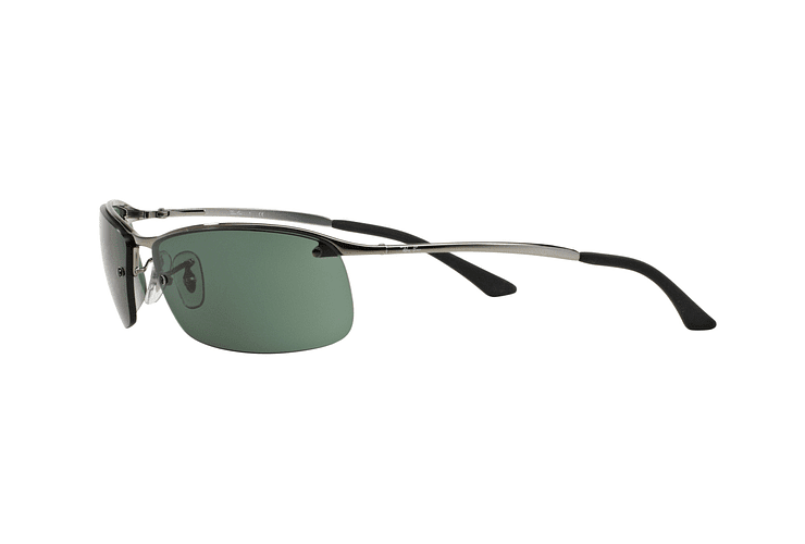 Ray Ban Deportivos RB3183 Gunmetal lente Green cod. RB3183 004/71 63 - Image 2