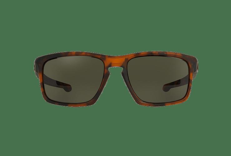 Oakley Sliver (A) Matte Brown Tortoise lente Dark Grey cod. OO9269-0257 - Image 12