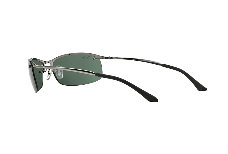 Ray-Ban Deportivos RB3183 Gunmetal lente Green cod. RB3183 004/71 63 - Image 4
