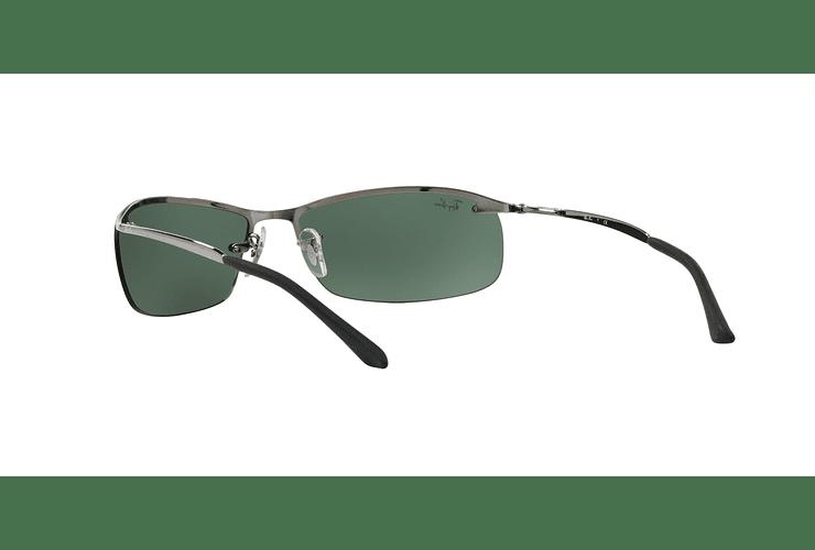 Ray Ban Deportivos RB3183 Gunmetal lente Green cod. RB3183 004/71 63 - Image 5
