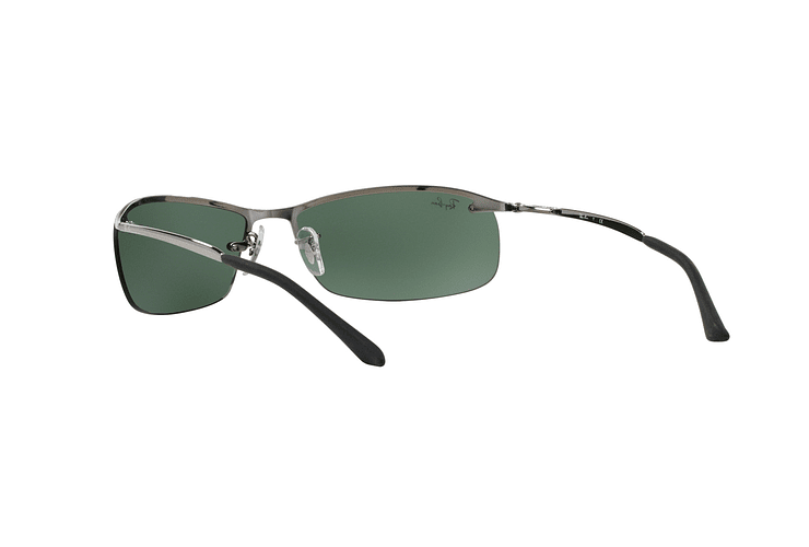 Ray-Ban Deportivos RB3183 Gunmetal lente Green cod. RB3183 004/71 63 - Image 5