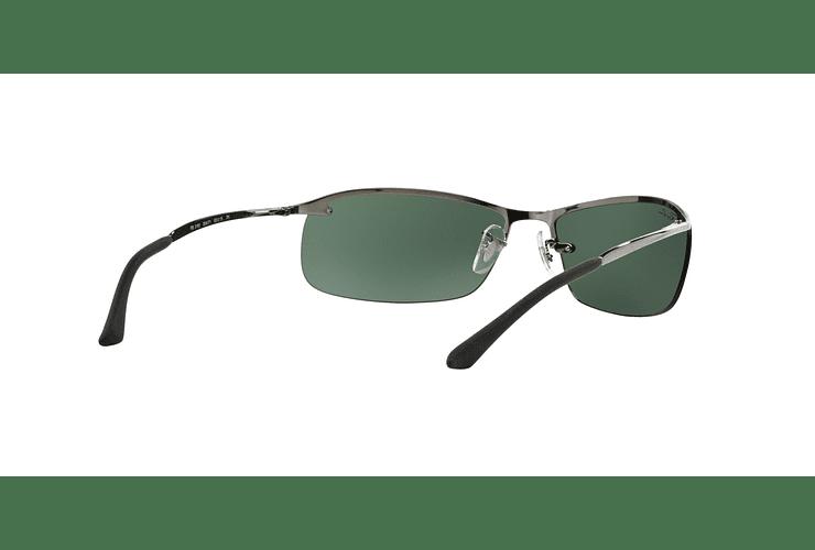 Ray Ban Deportivos RB3183 Gunmetal lente Green cod. RB3183 004/71 63 - Image 7