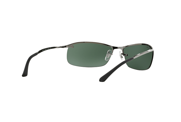 Ray-Ban Deportivos RB3183 Gunmetal lente Green cod. RB3183 004/71 63 - Image 7