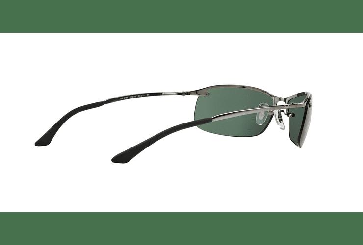 Ray Ban Deportivos RB3183 Gunmetal lente Green cod. RB3183 004/71 63 - Image 8