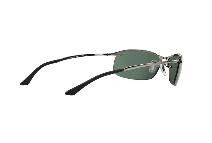 Ray Ban Deportivos RB3183 Gunmetal lente Green cod. RB3183 004/71 63 - Image 8