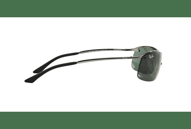 Ray Ban Deportivos RB3183 Gunmetal lente Green cod. RB3183 004/71 63 - Image 9