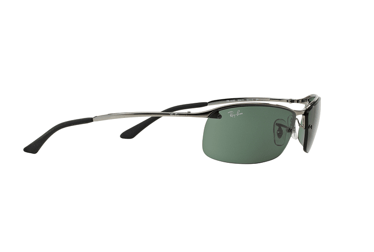 Ray-Ban Deportivos RB3183 Gunmetal lente Green cod. RB3183 004/71 63 - Image 10