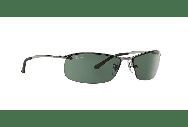 Ray Ban Deportivos RB3183 Gunmetal lente Green cod. RB3183 004/71 63 - Image 11