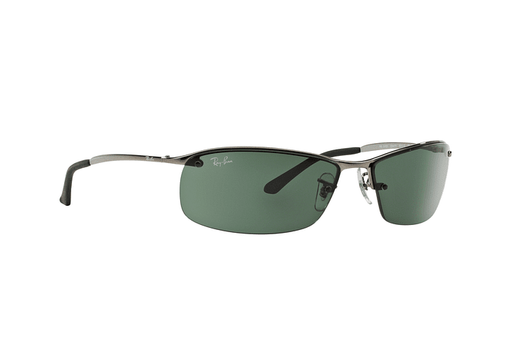 Ray-Ban Deportivos RB3183 Gunmetal lente Green cod. RB3183 004/71 63 - Image 11