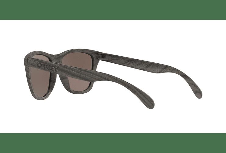 Oakley Frogskins Woodgrain lente Daily Prizm y Polarized cod. OO9013-8955 - Image 4