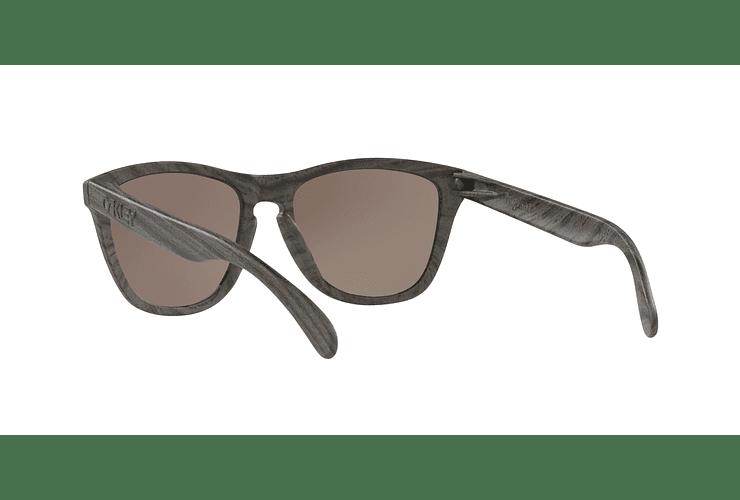 Oakley Frogskins Woodgrain lente Daily Prizm y Polarized cod. OO9013-8955 - Image 5