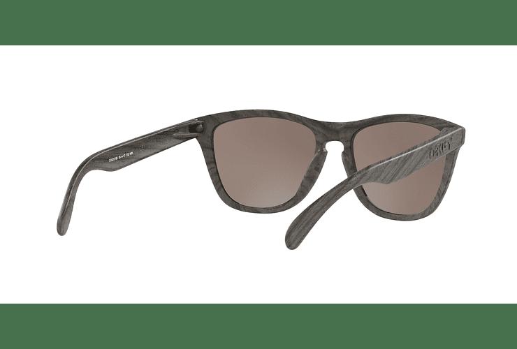 Oakley Frogskins Woodgrain lente Daily Prizm y Polarized cod. OO9013-8955 - Image 7