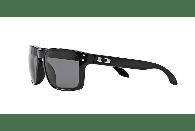 Oakley Holbrook Polished Black lente Grey Polarized cod. OO9102-0255 - Image 2