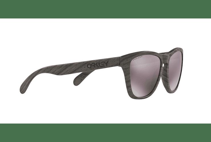 Oakley Frogskins Woodgrain lente Daily Prizm y Polarized cod. OO9013-8955 - Image 10