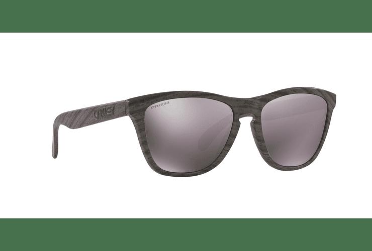 Oakley Frogskins Woodgrain lente Daily Prizm y Polarized cod. OO9013-8955 - Image 11