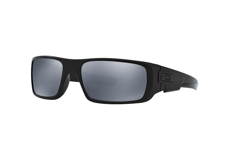 Oakley Crankshaft Matte Black lente Black Iridium Polarized cod. OO9239-0660 - Image 1