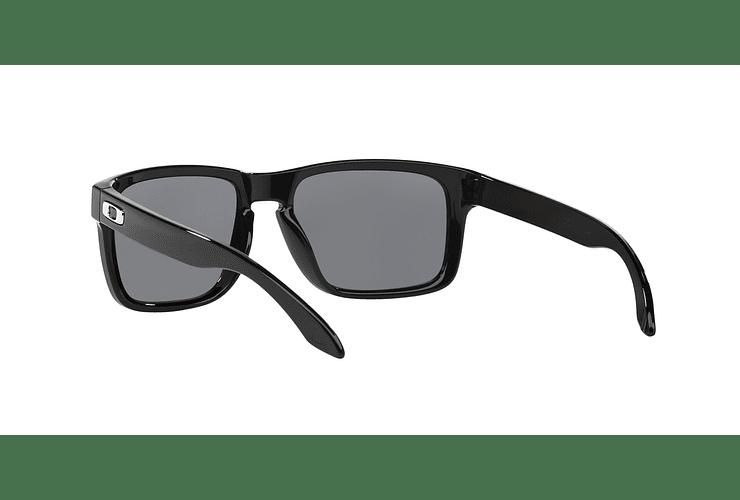 Oakley Holbrook Polished Black lente Grey Polarized cod. OO9102-0255 - Image 5