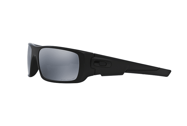 Oakley Crankshaft Matte Black lente Black Iridium Polarized cod. OO9239-0660 - Image 2