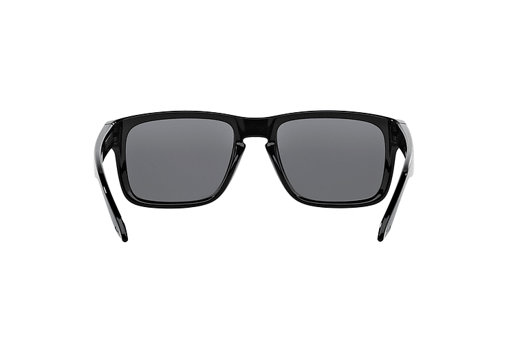 Oakley Holbrook Polished Black lente Grey Polarized cod. OO9102-0255 - Image 6