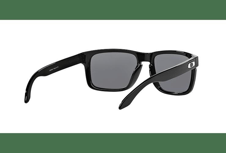 Oakley Holbrook Polished Black lente Grey Polarized cod. OO9102-0255 - Image 7