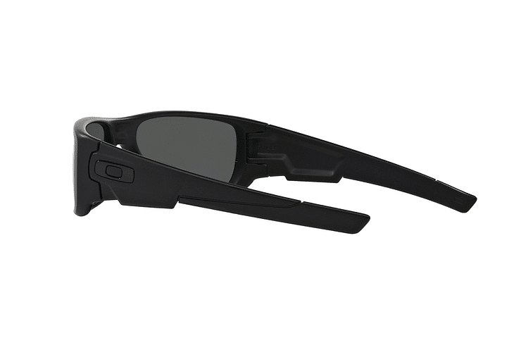 Oakley Crankshaft Matte Black lente Black Iridium Polarized cod. OO9239-0660 - Image 4