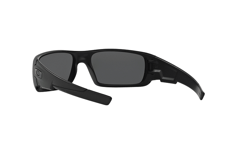 Oakley Crankshaft Matte Black lente Black Iridium Polarized cod. OO9239-0660 - Image 5