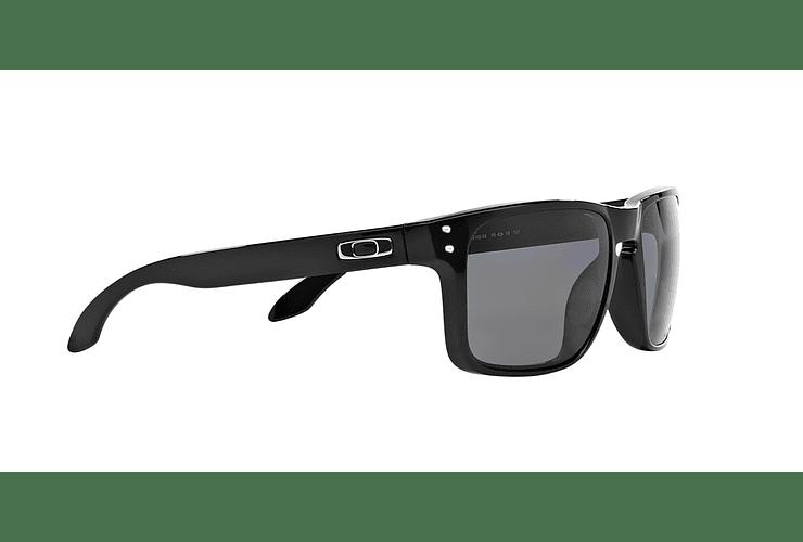 Oakley Holbrook Polished Black lente Grey Polarized cod. OO9102-0255 - Image 10