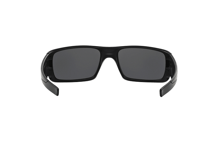 Oakley Crankshaft Matte Black lente Black Iridium Polarized cod. OO9239-0660 - Image 6