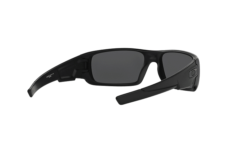 Oakley Crankshaft Matte Black lente Black Iridium Polarized cod. OO9239-0660 - Image 7