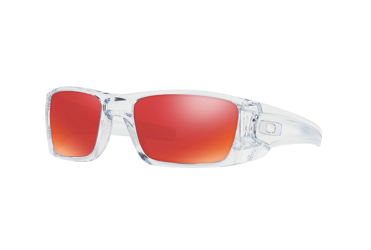 Oakley Fuel Cell Polished Clear lente Torch Iridium cod. OO9096-H660 - Image 1