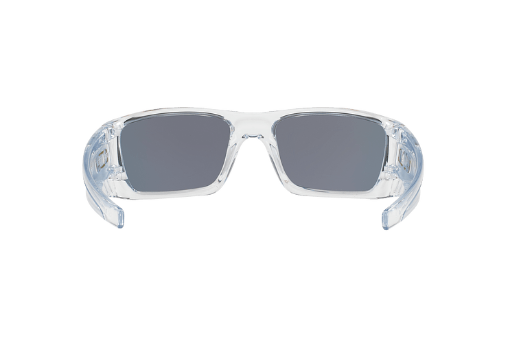 Oakley Fuel Cell Polished Clear lente Torch Iridium cod. OO9096-H660 - Image 6