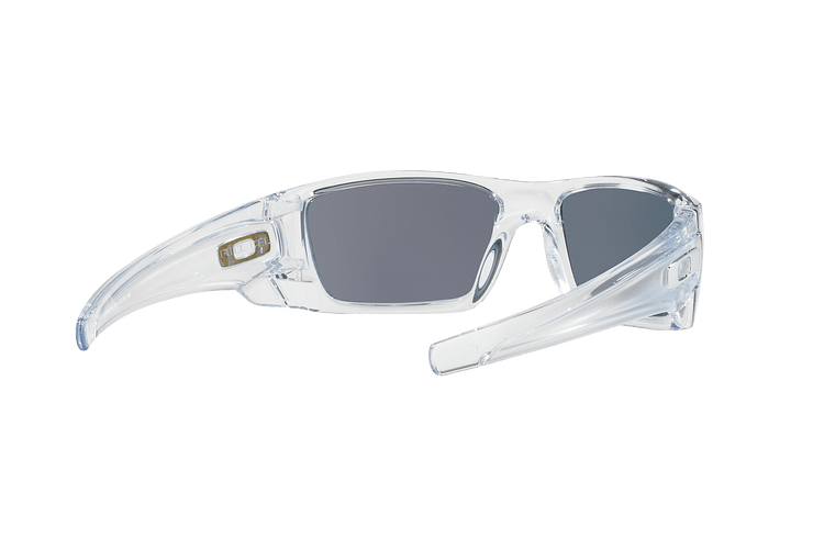 Oakley Fuel Cell Polished Clear lente Torch Iridium cod. OO9096-H660 - Image 7