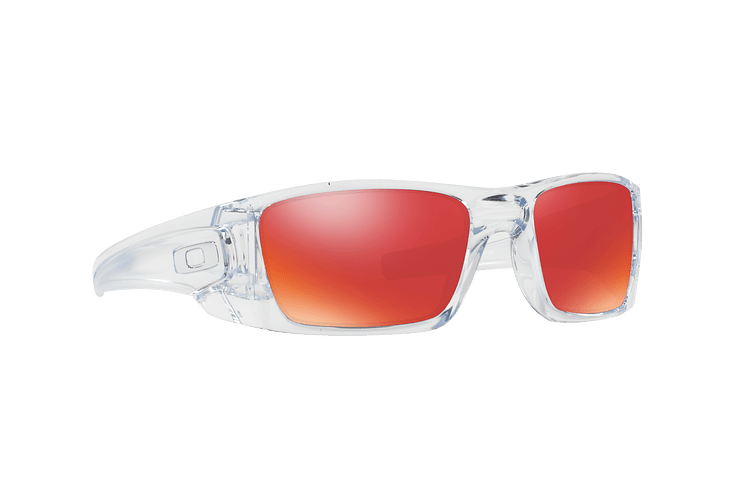 Oakley Fuel Cell Polished Clear lente Torch Iridium cod. OO9096-H660 - Image 11
