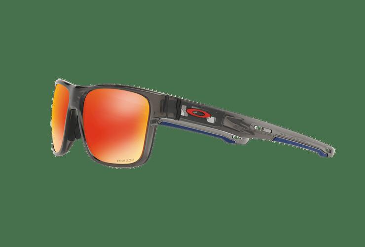 Oakley Crossrange Gray Smoke lente Ruby PRIZM cod. OO9361-1257 - Image 2