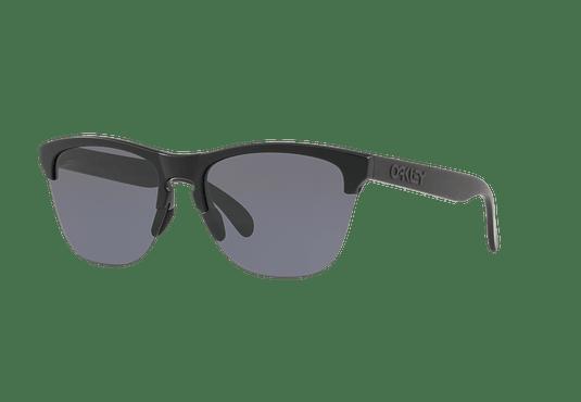 Oakley Frogskins Lite Matte Black lente Grey cod. OO9374-0163