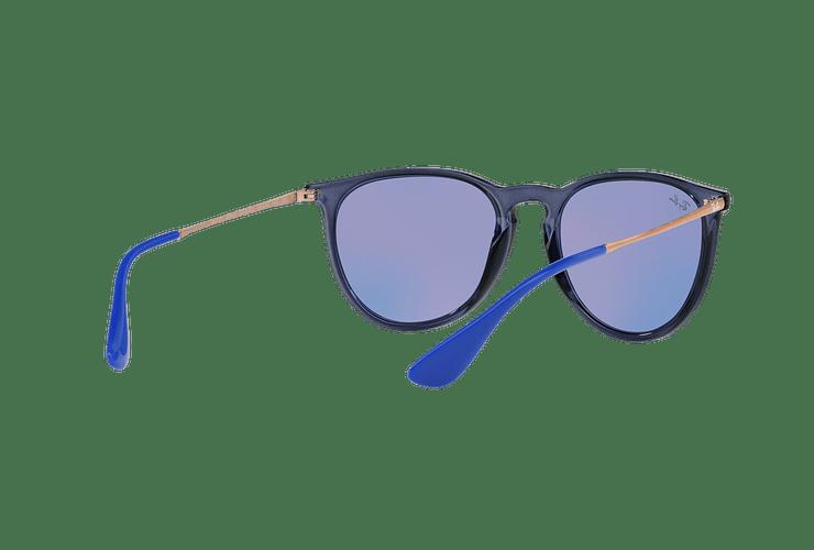 Ray Ban Erika Trasparent Blue lente Dark violet / blue cod. RB4171 6338D1 54 - Image 7