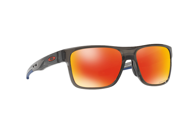 Oakley Crossrange Gray Smoke lente Ruby PRIZM cod. OO9361-1257 - Image 11