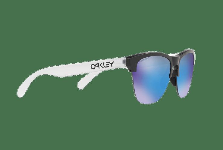 Oakley Frogskins Lite Matte Black lente Sapphire PRIZM cod. OO9374-0263 - Image 10