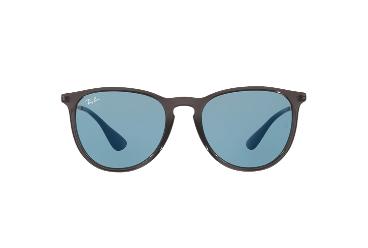 Ray Ban Erika Trasparent Grey lente Light Blue cod. RB4171 6340F7 54 - Image 12