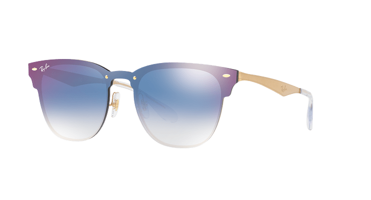 Ray-Ban Blaze Clubmaster - Image 1