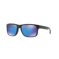 Oakley Holbrook Polished Black lente Sapphire PRIZM cod. OO9102-F555