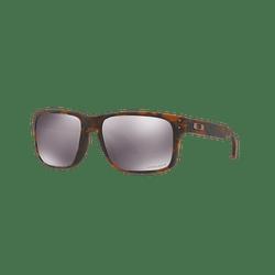 Oakley Holbrook Matte Brown Tortoise lente Black PRIZM cod. OO9102-F455