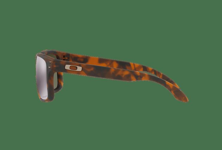 Oakley Holbrook Matte Brown Tortoise lente Black PRIZM cod. OO9102-F455 - Image 3