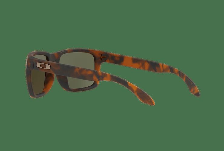 Oakley Holbrook Matte Brown Tortoise lente Black PRIZM cod. OO9102-F455 - Image 4