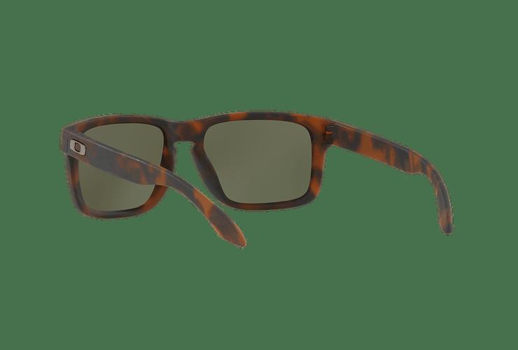 Oakley Holbrook Matte Brown Tortoise lente Black PRIZM cod. OO9102-F455 - Image 5