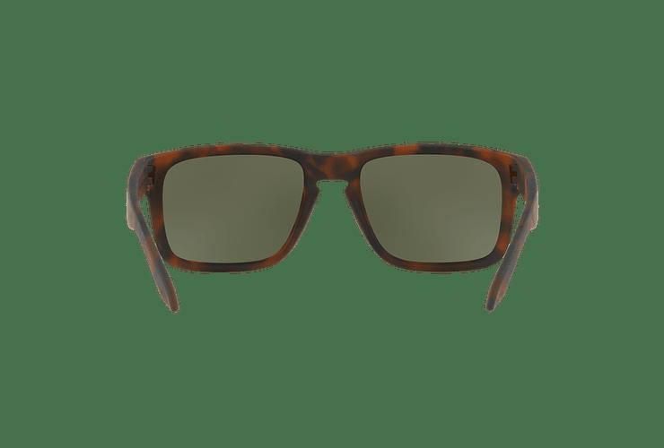 Oakley Holbrook Matte Brown Tortoise lente Black PRIZM cod. OO9102-F455 - Image 6