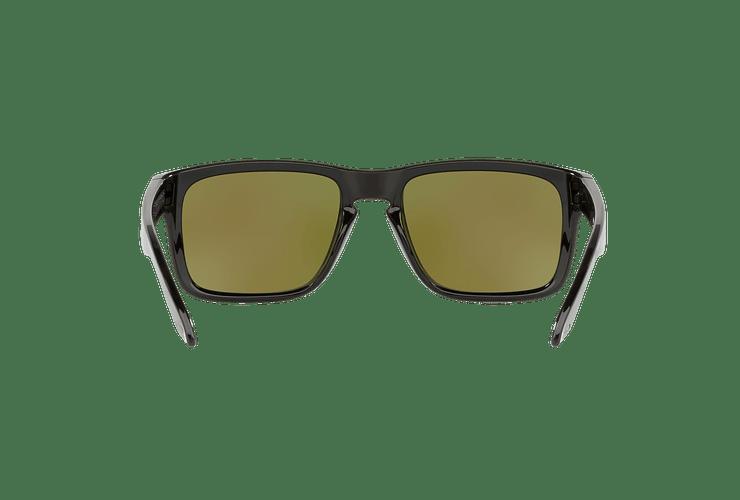 Oakley Holbrook Polished Black lente Sapphire PRIZM cod. OO9102-F555 - Image 6