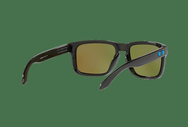 Oakley Holbrook Polished Black lente Sapphire PRIZM cod. OO9102-F555 - Image 7
